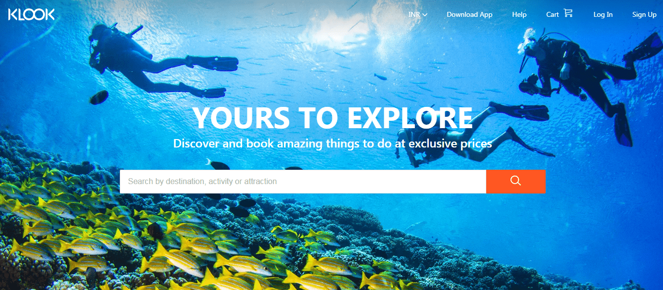 Klook - Book the Perfect Local Tour Guide