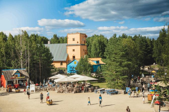 Lottemaa Theme Park - Estonia With Kids
