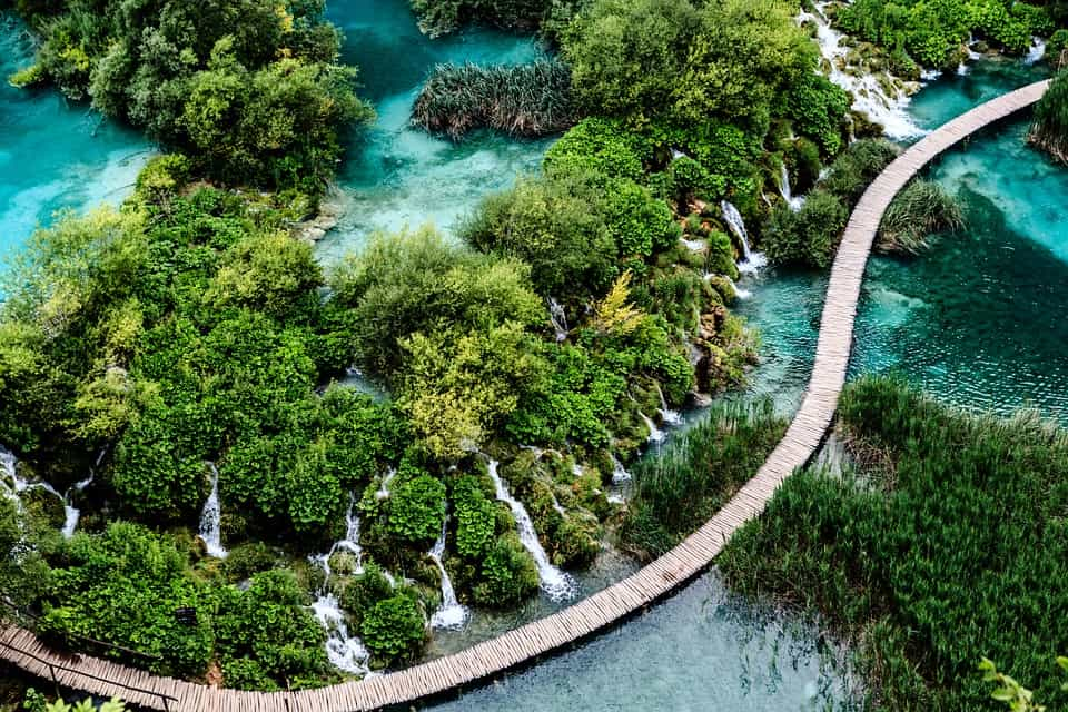 Plitvice Lakes National Park - Croatia With Kids