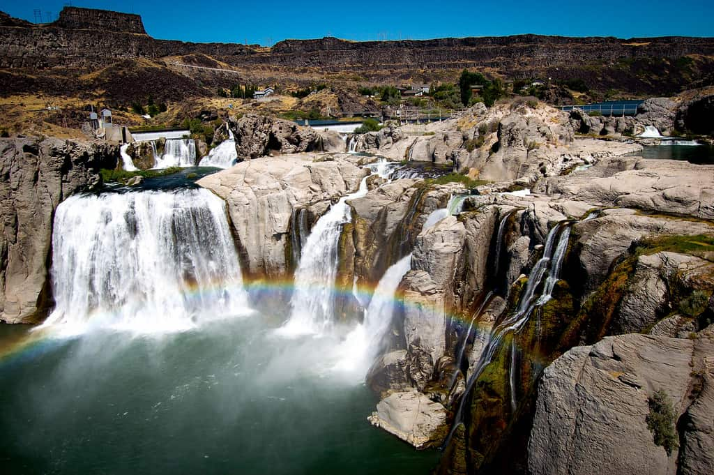 Shoshone Falls, United States­ - Best Waterfalls Around the World