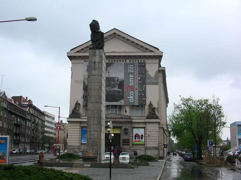 Slovak National Museum - Slovakia With Kids