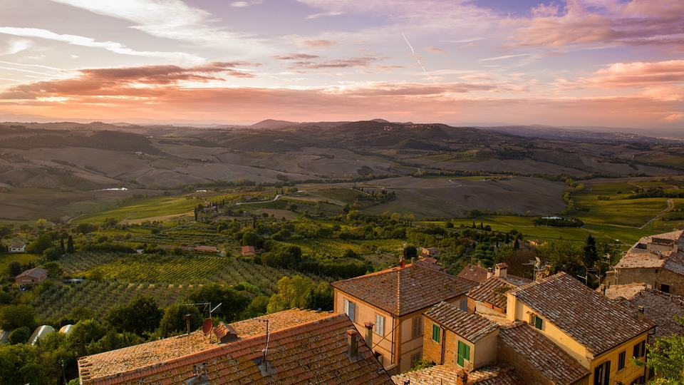 Tuscany, Italy - Visit to Heal After a Heartbreak