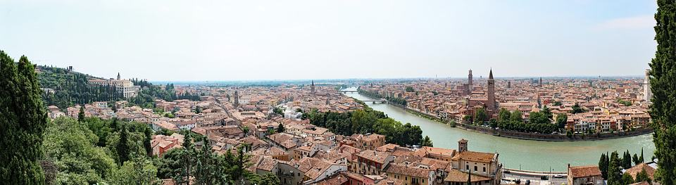 Verona, Italy - Visit to Heal After a Heartbreak