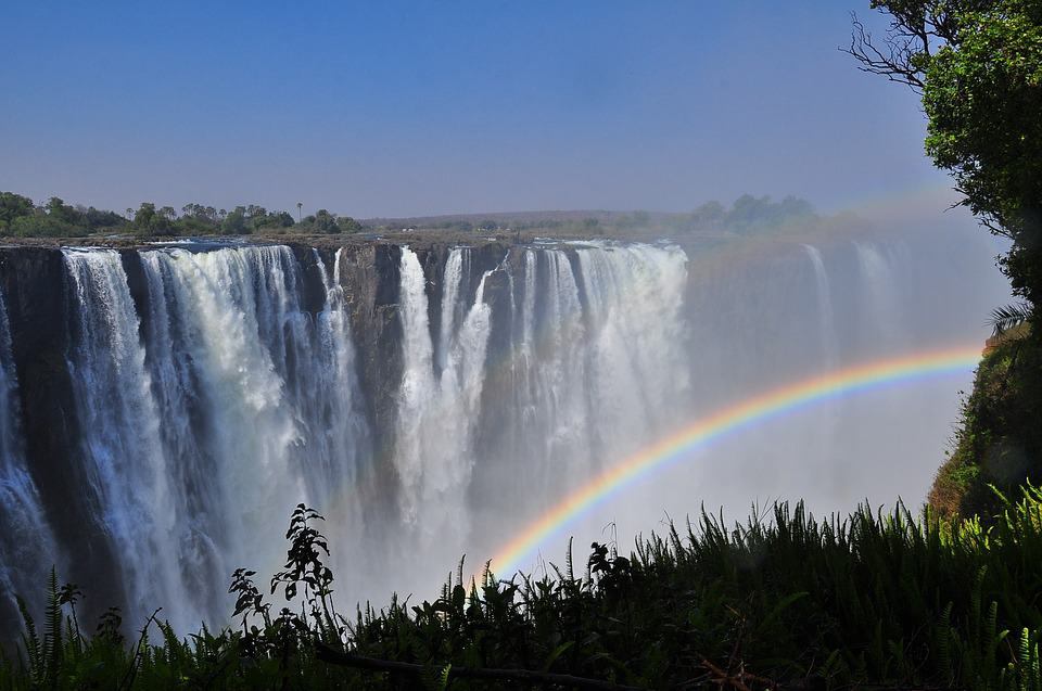 Victoria Falls - Best Waterfalls Around the World
