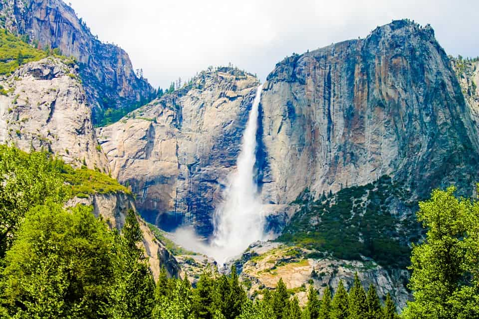 Yosemite Falls, United States - Best Waterfalls Around the World