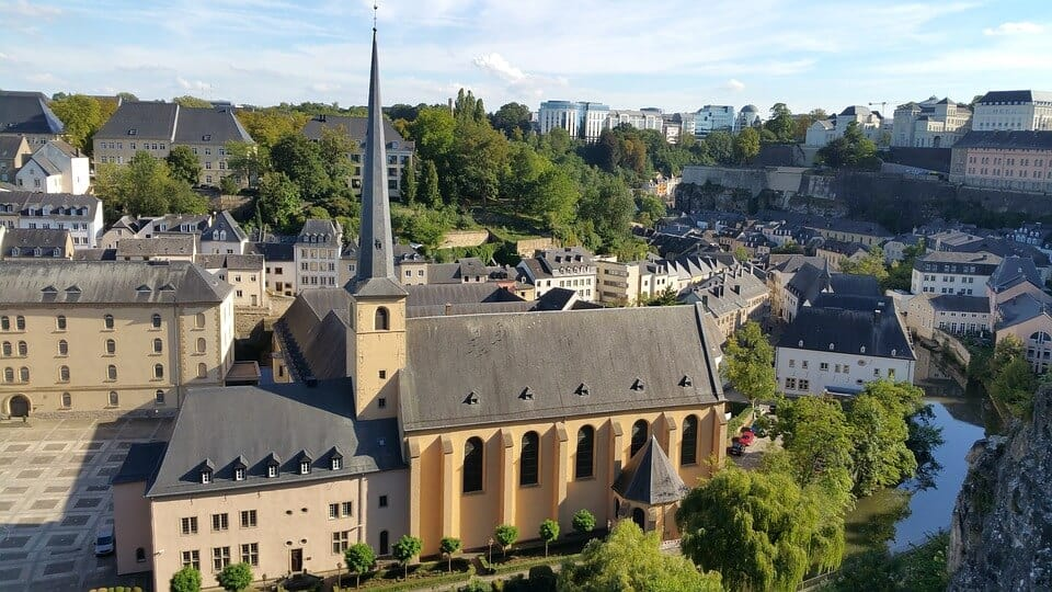 Grand Duchy - Luxembourg With Kids