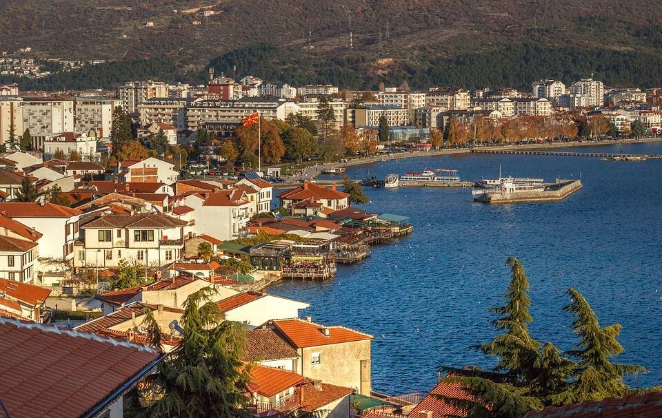 Ohrid - Macedonia With Kids