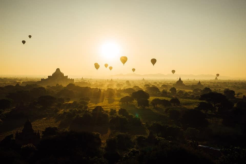 Myanmar - Best Places to Visit in November