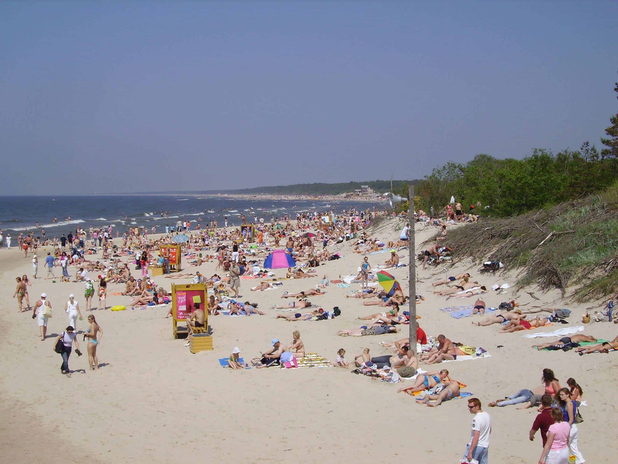 Palanga Beach - Best Places to Visit in Lithuania With Kids