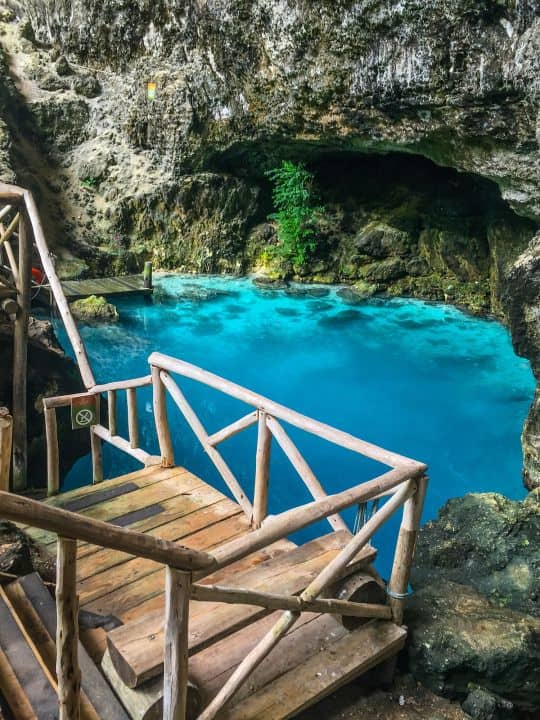 Hoyo Azul - Dominican Republic – Punta Cana