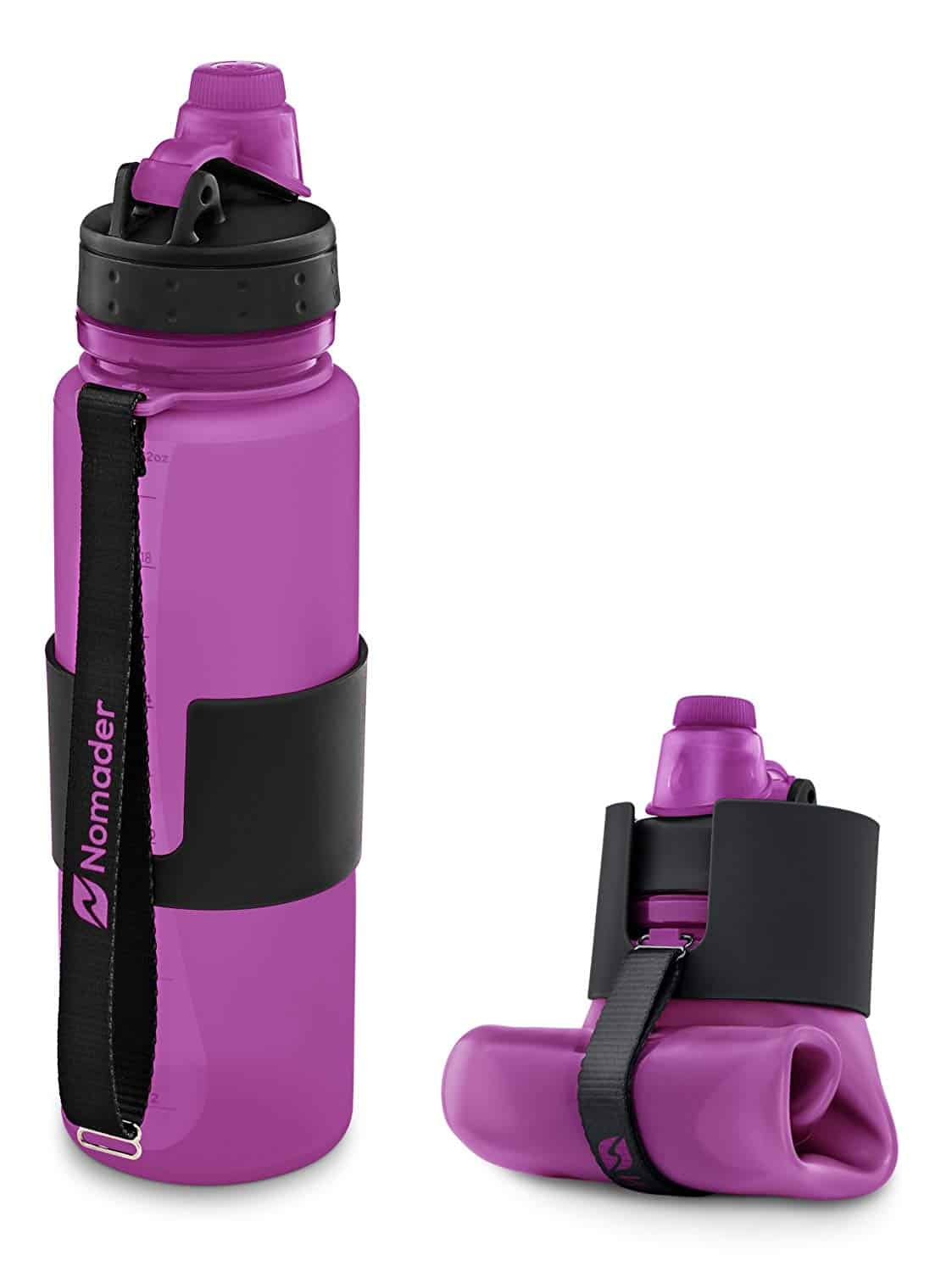 Collapsible Water Bottle - Kids Travel Accessories
