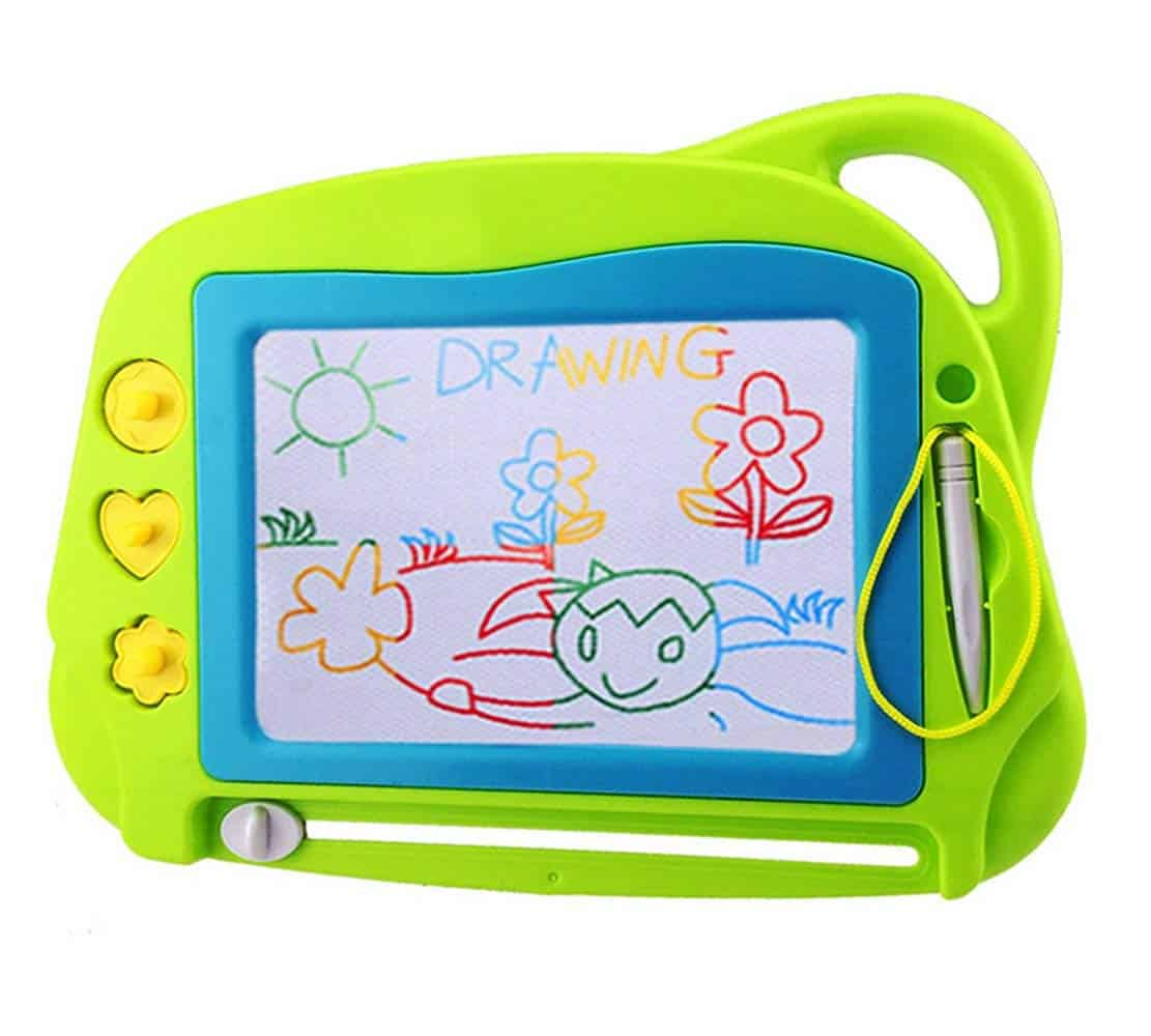 Magnetic Drawing Board - Kids Travel Accessories