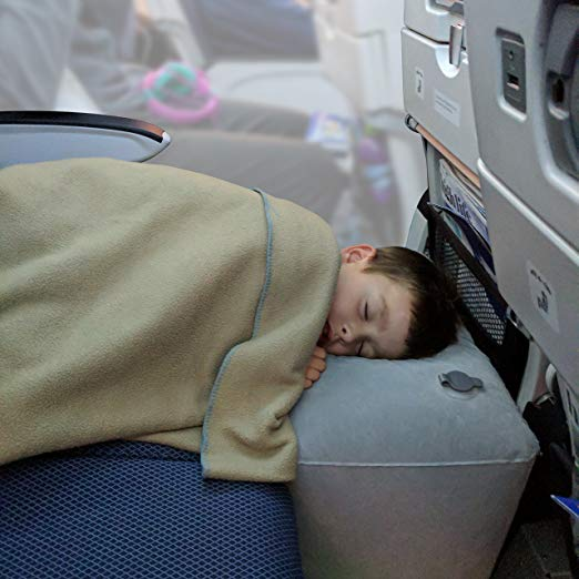 Inflatable Travel Pillow - Kids Travel Accessories
