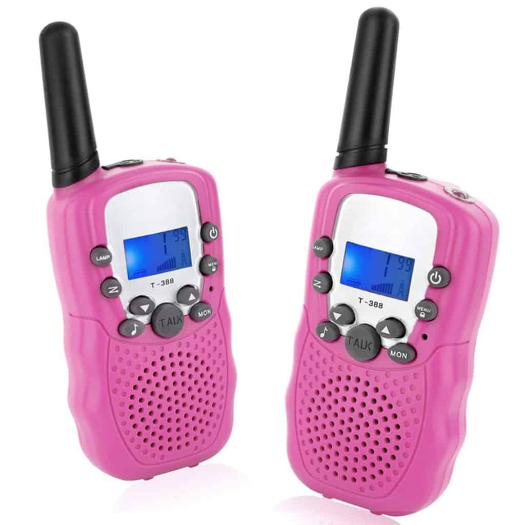 Family Walkie Talkies - Kids Travel Accessories