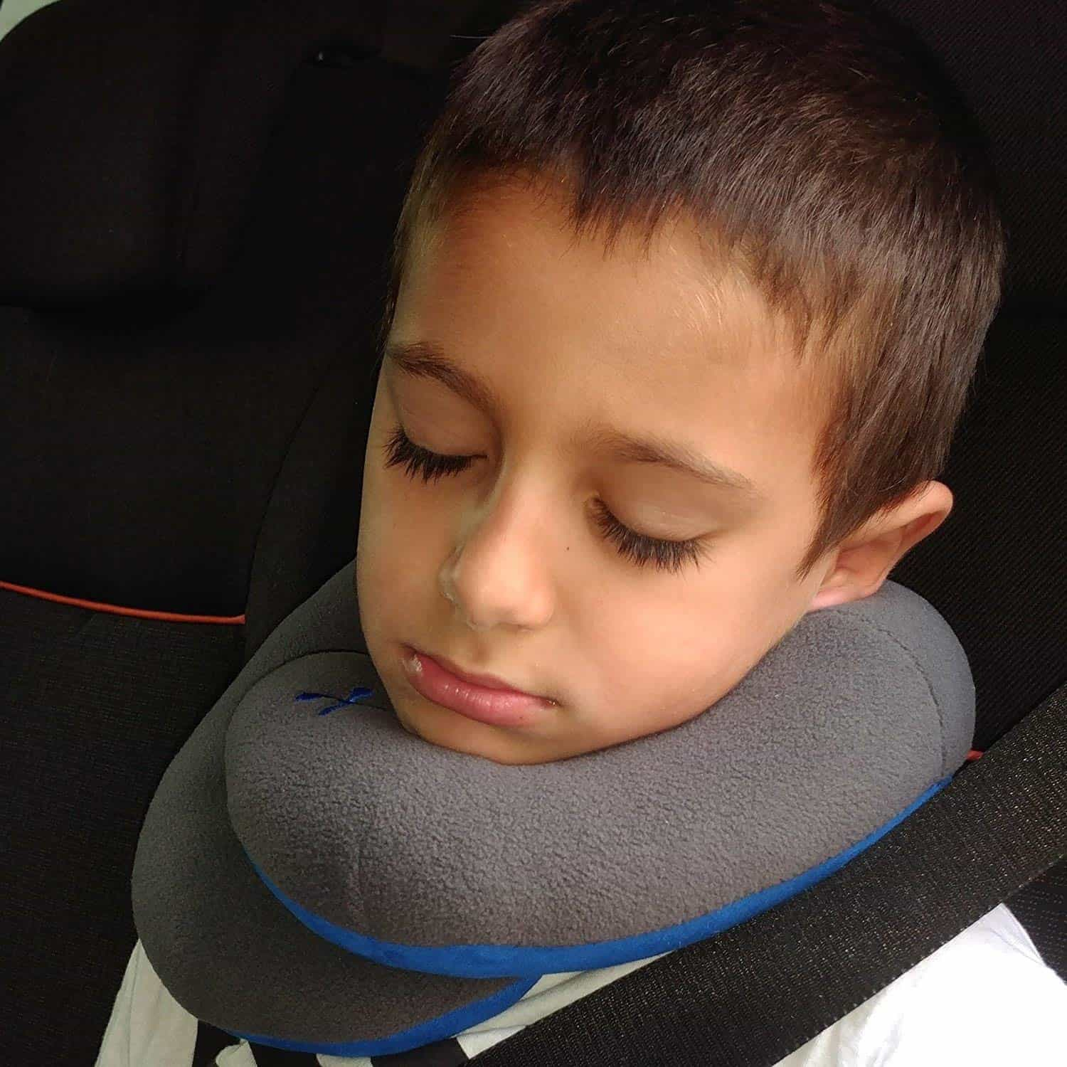 Travel Neck Pillow - Kids Travel Accessories