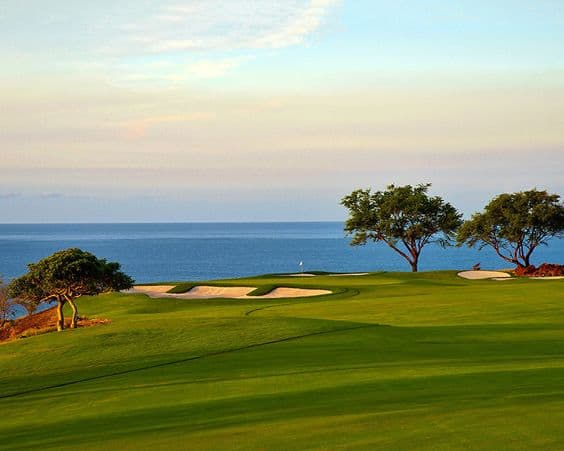 Manele Golf Course - Hawaii Travel Guide