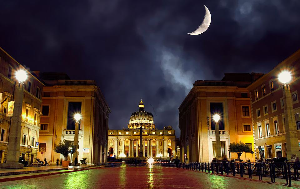 Vatican City - Rome With Kids