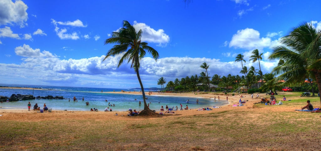 Poi'pu Beach - Hawaii Travel Guide