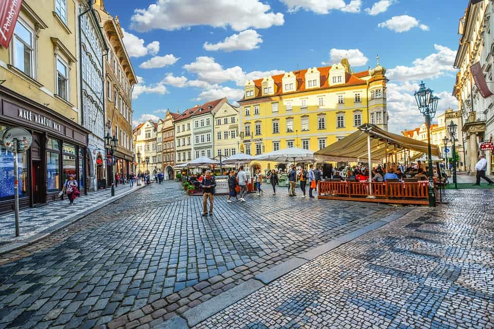 Prague - Best Places to Visit in December