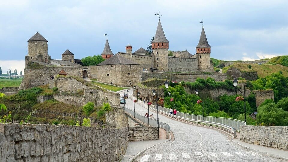 Kamianets-Podilskyi - Kiev and Lviv, Ukraine with kids