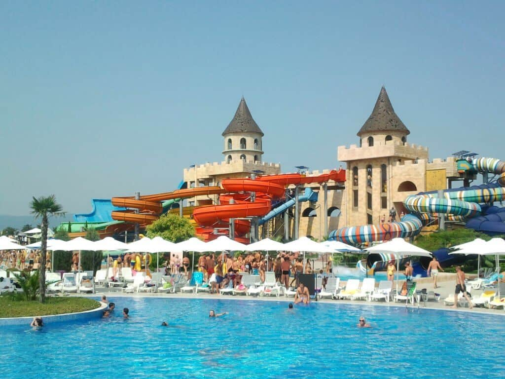 Aquapark - Bulgaria with Kids