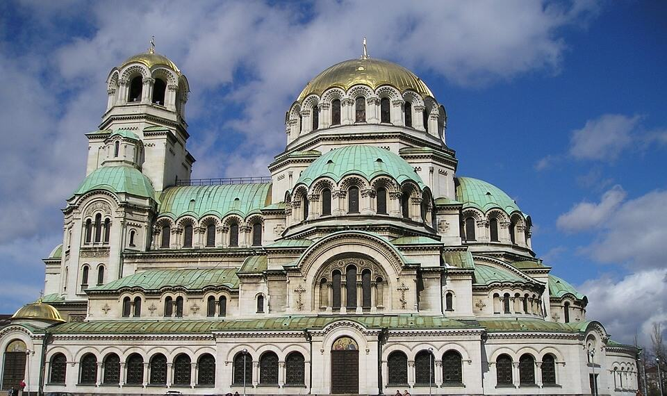 Alexander Nevsky Cathedral, Sofia - Bulgaria with Kids