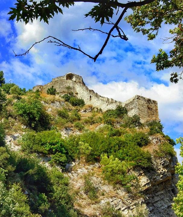 Rozafa Castle - Albania With Kids