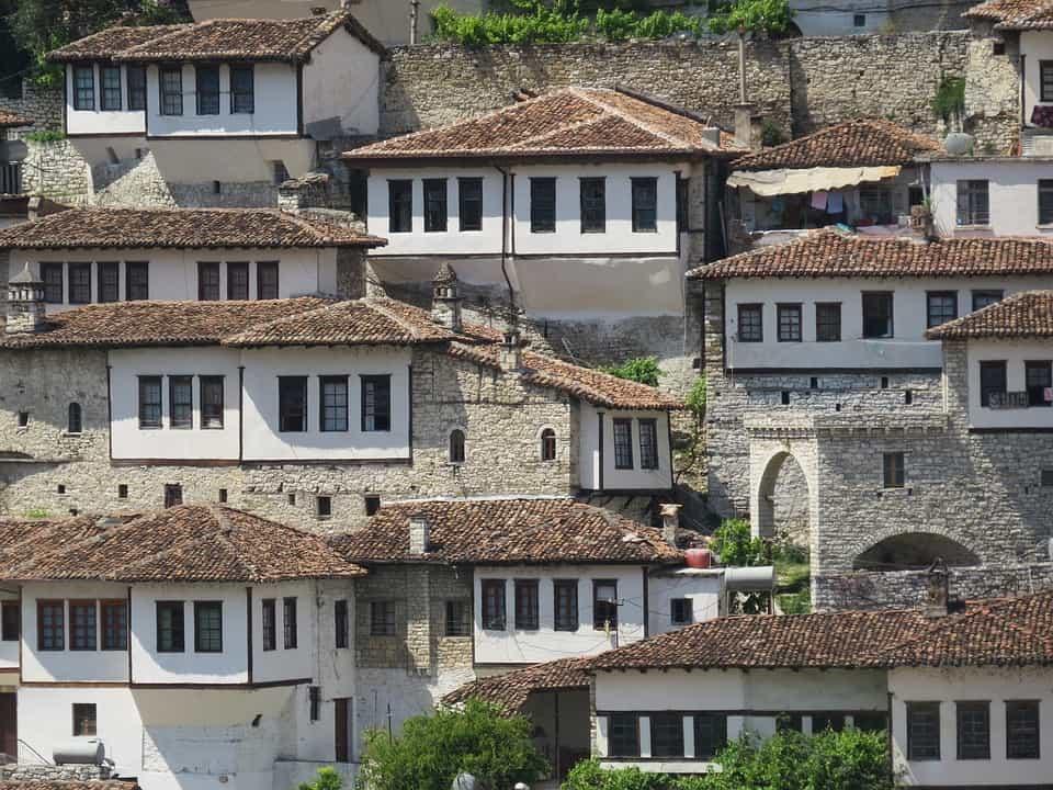 Berat - Albania With Kids
