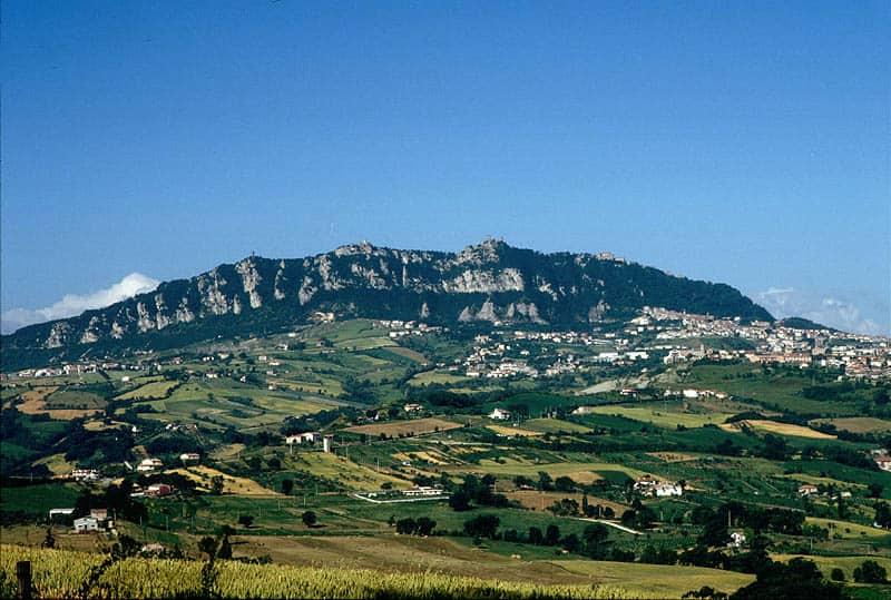 Mount Titano - San Marino With Kids