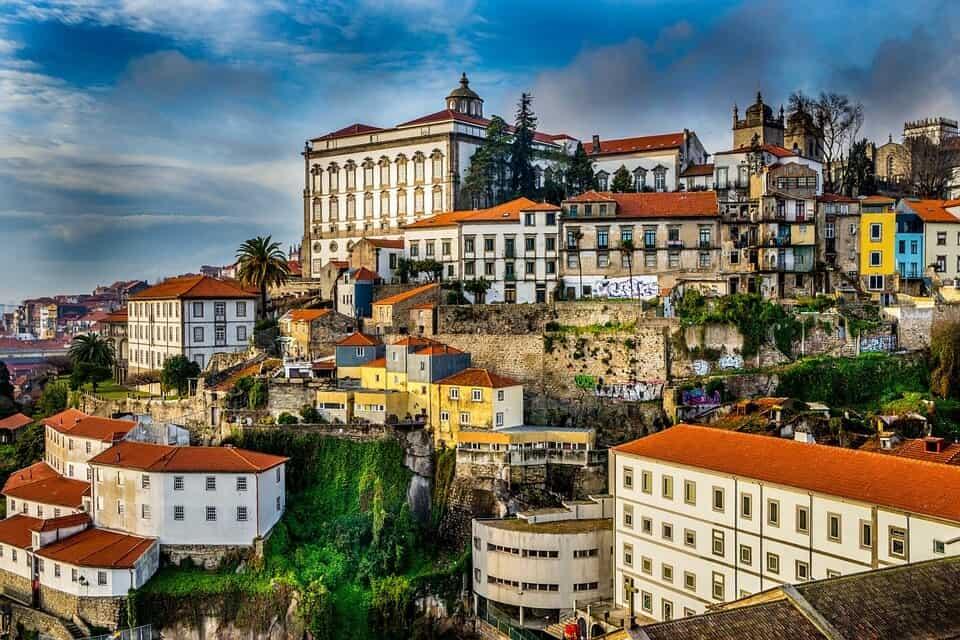 Porto - Portugal With Kids