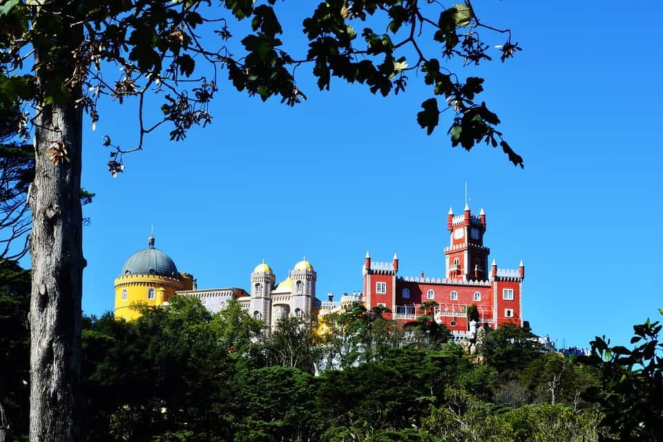 Sintra - Portugal With Kids