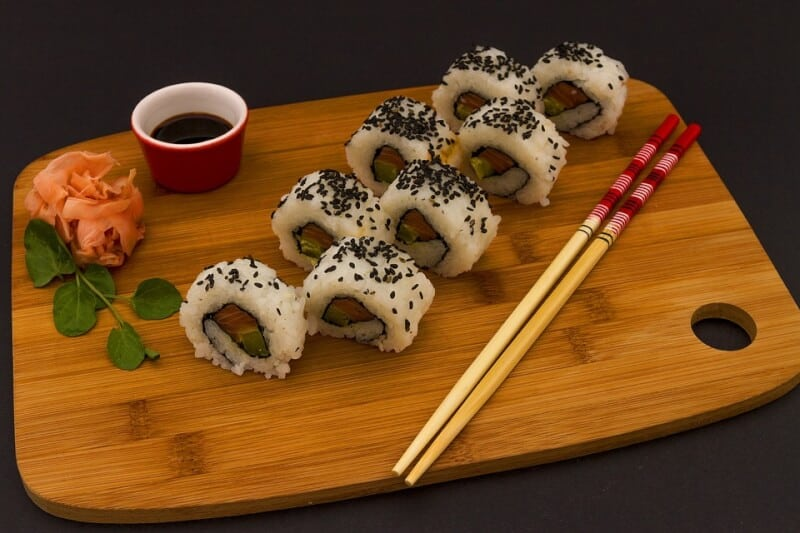 Japanese Cuisine - Japan with Kids