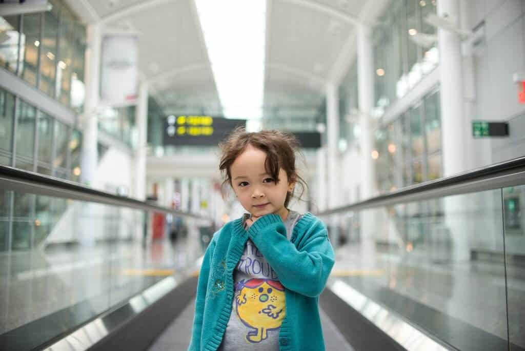Child ID for Air Travel