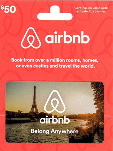 Airbnb Gift Card - Gifts for Travelers