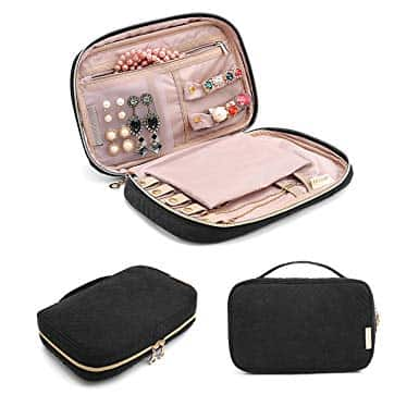 Jewelry Travel Organizer - Travel Essentials