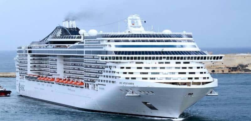 MSC Cruises - World's Best Cruise Lines