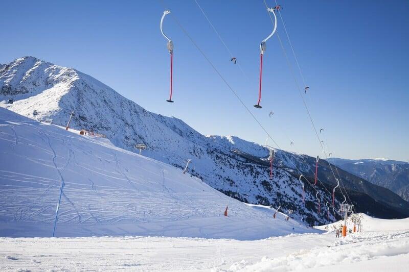 Ziplines - Andorra with Kids