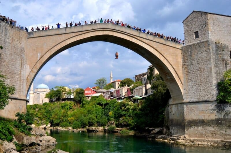 Stari Most - Bosnia and Herzegovina with Kids