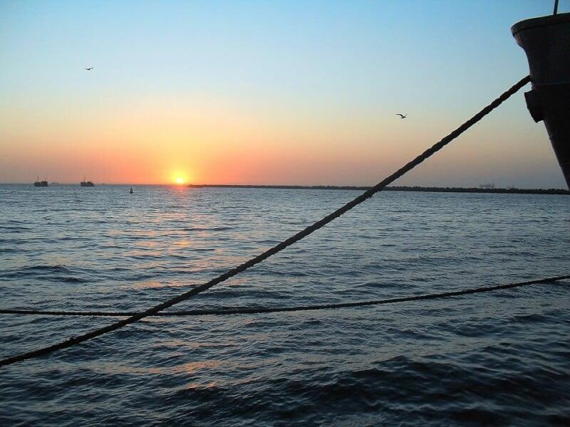 Walvis bay and Sandwich Harbor