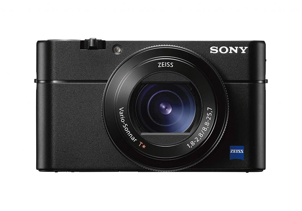 Sony Cyber-shot DSC-RX100 V 20.1 - Gifts for Travelers