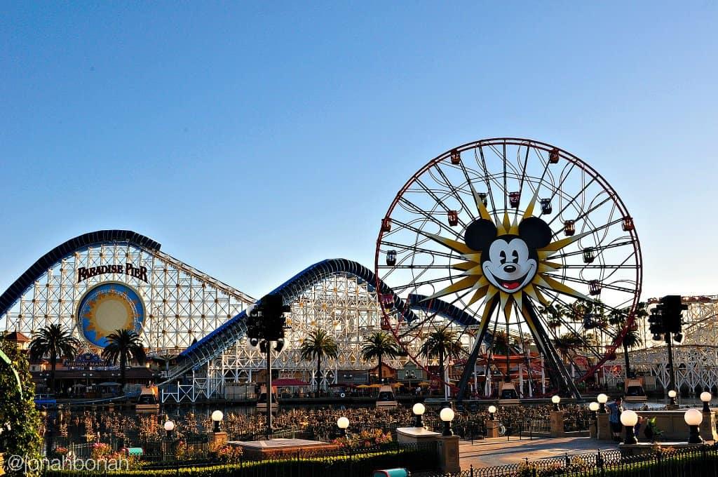 Incredicoaster - Fastest Rides at Disneyland