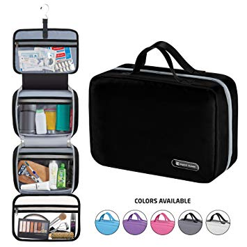 Travel Hanging Toiletry Bag - Travel Essentials