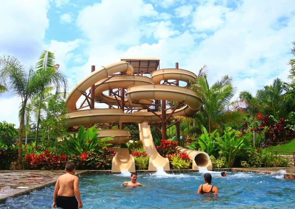 Baldi and Kalambu Resorts - Costa Rica With Kids