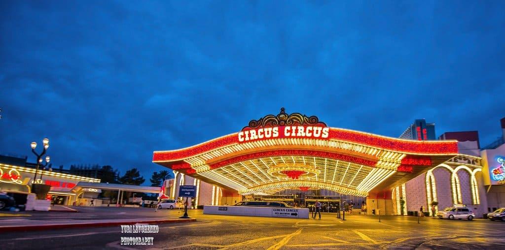 Circus Circus Hotel - Las Vegas with Kids