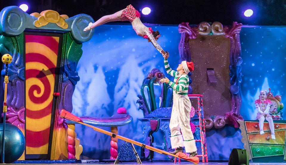 Cirque du Soleil - Las Vegas with Kids