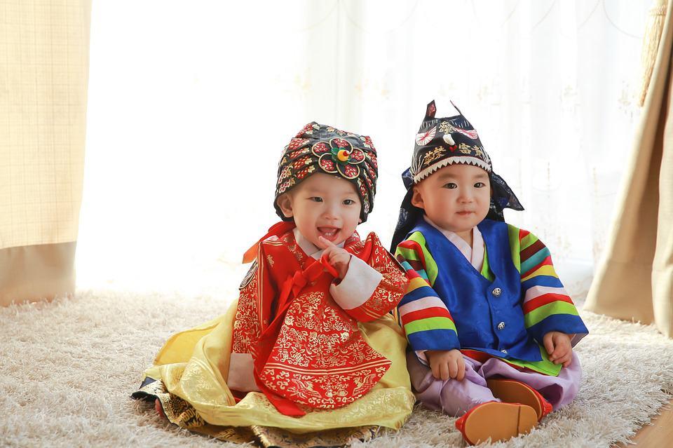 Korean Kids - Fun Facts About South Korea