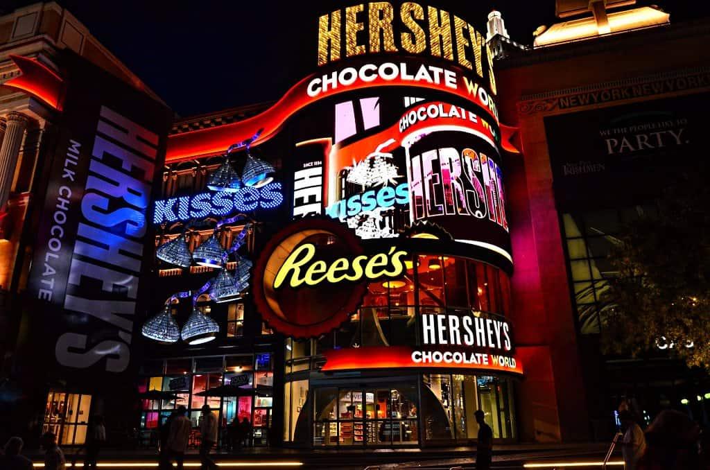 Hershey's Chocolate World - Las Vegas with Kids