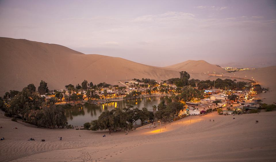 Huacachina, Peru - Safest Places to Travel in South America
