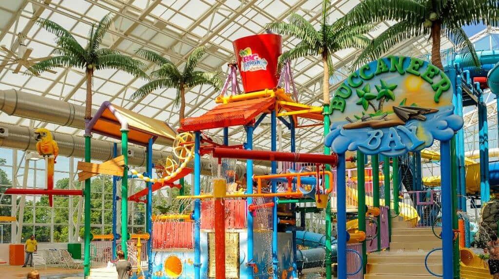 Indiana Big Splash Adventure - Best Hotels with Indoor Waterparks