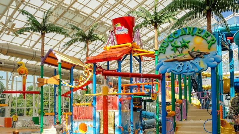Big Splash Adventure - Best Hotels with Indoor Waterparks